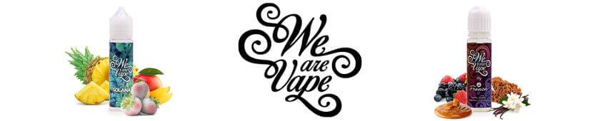 E-liquide We Are Vape 50 mL