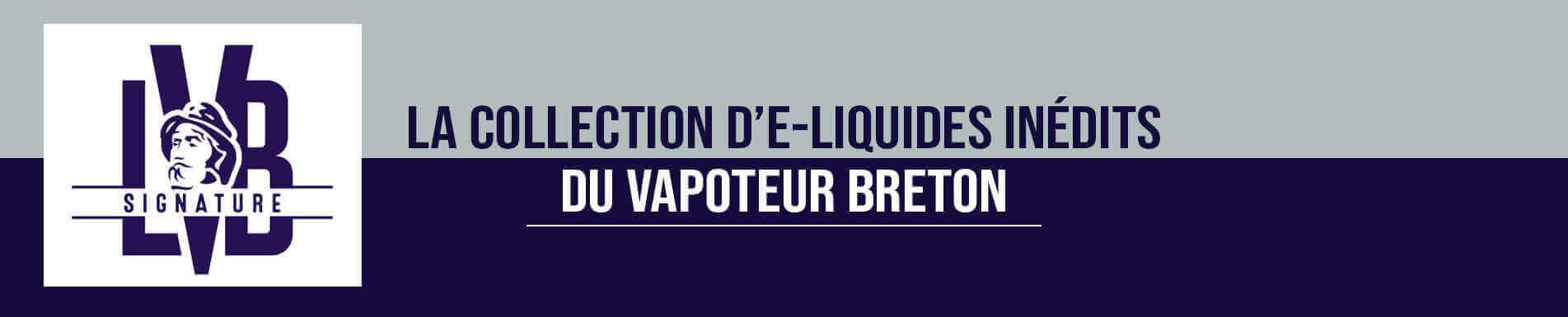 E-liquide Le Vapoteur Breton Signature