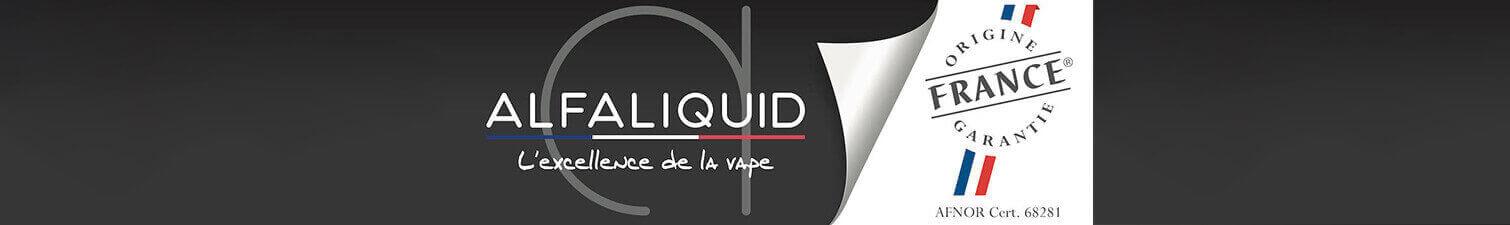 e-liquide eliquide  alfaliquid