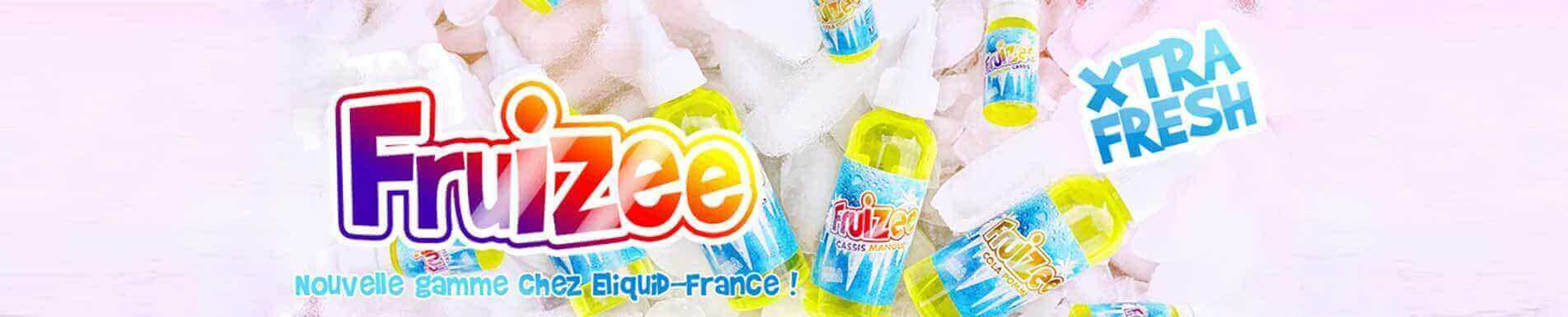 fruizee e liquid france xtra fresh