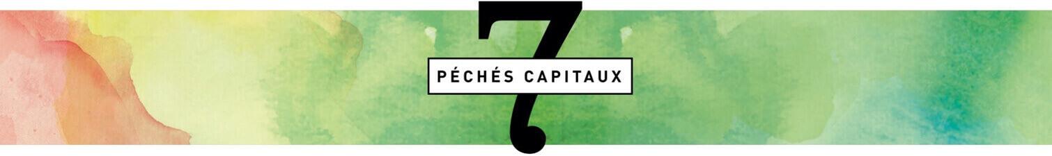 e-liquide 7 peches capitaux
