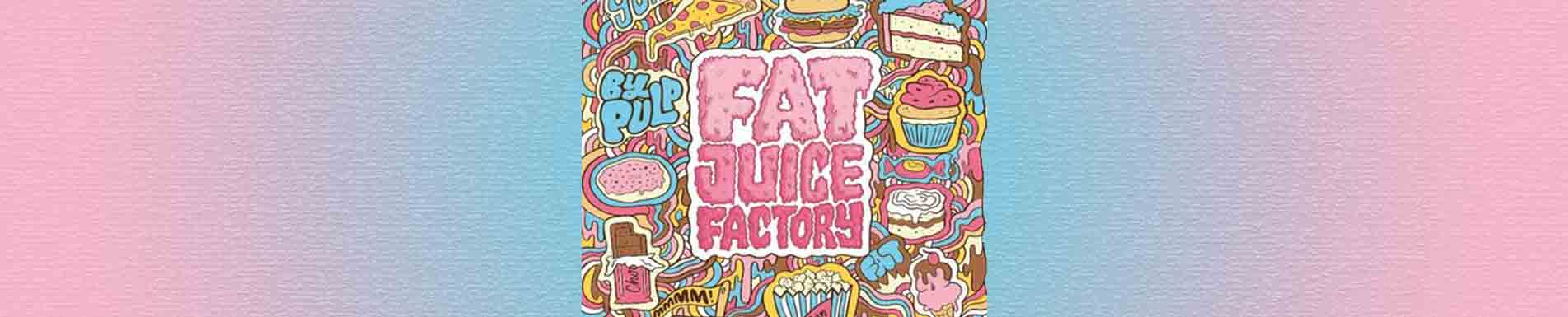 e liquide  fat juice factory