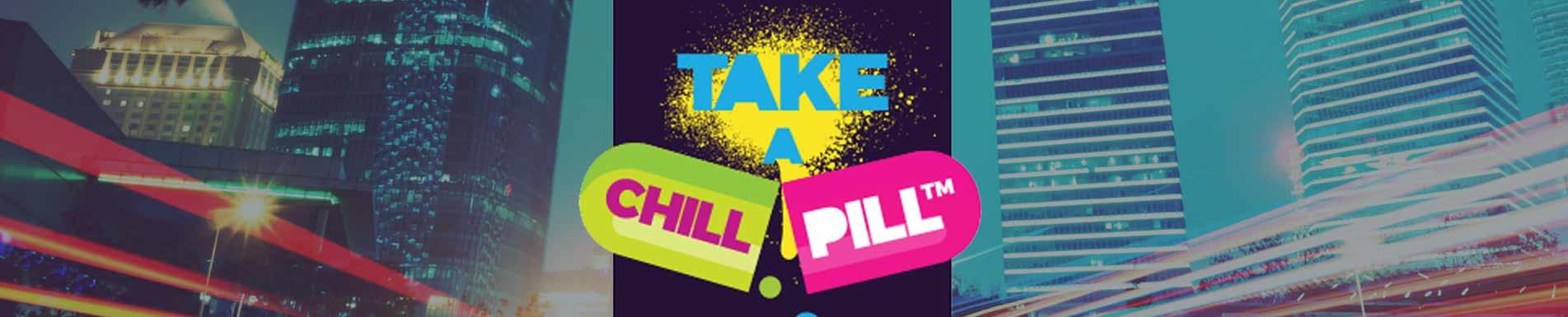 Bannière Chill Pill