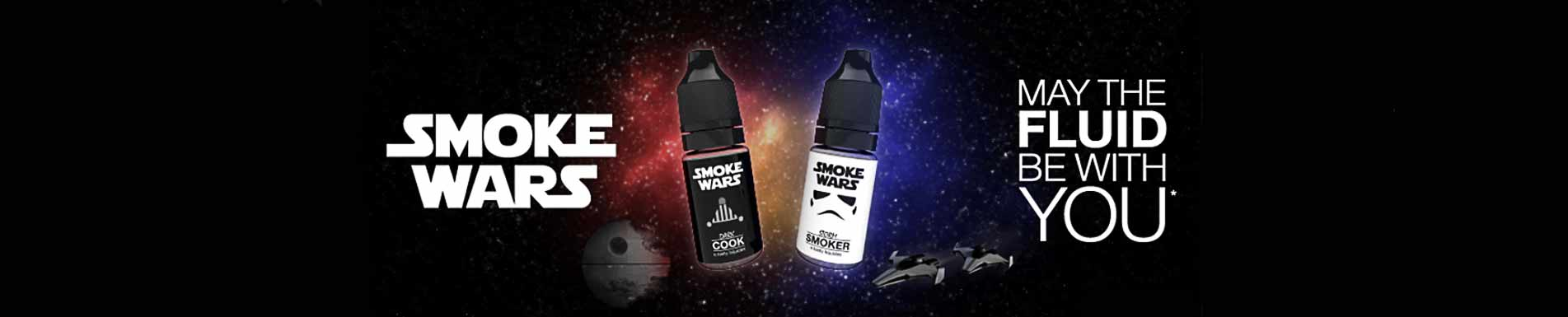 e liquide e.tasty smoke wars
