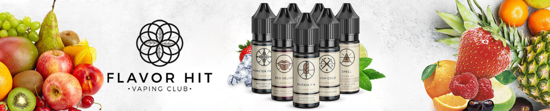 eliquide 10 ml flavor hit