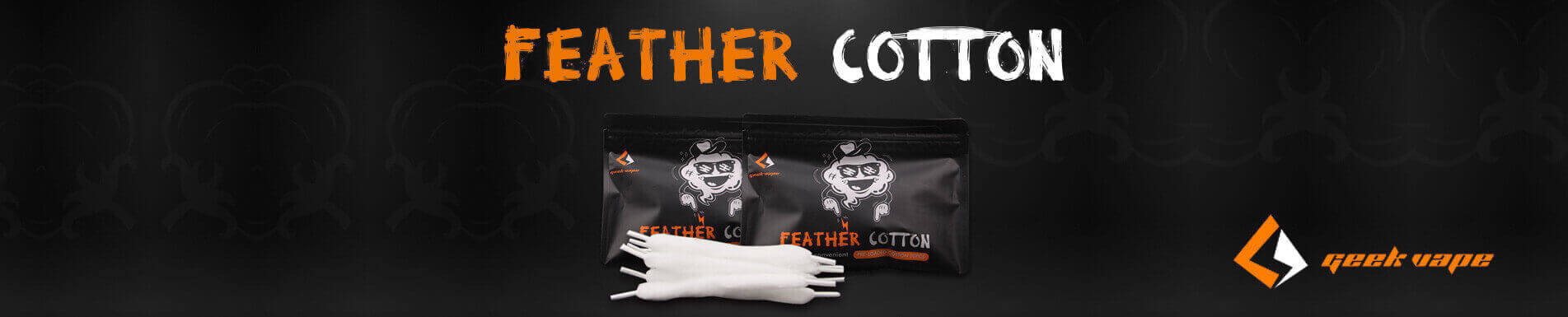 Coton Feather Cotton par GeekVape