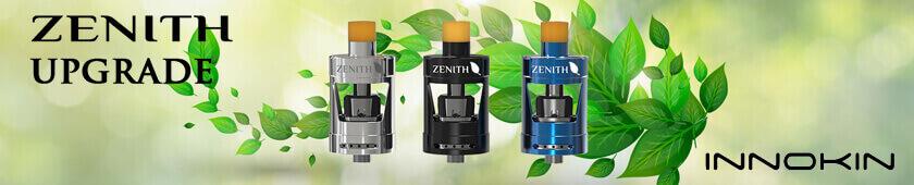 Clearomiseur Zenith Upgrade par Innokin