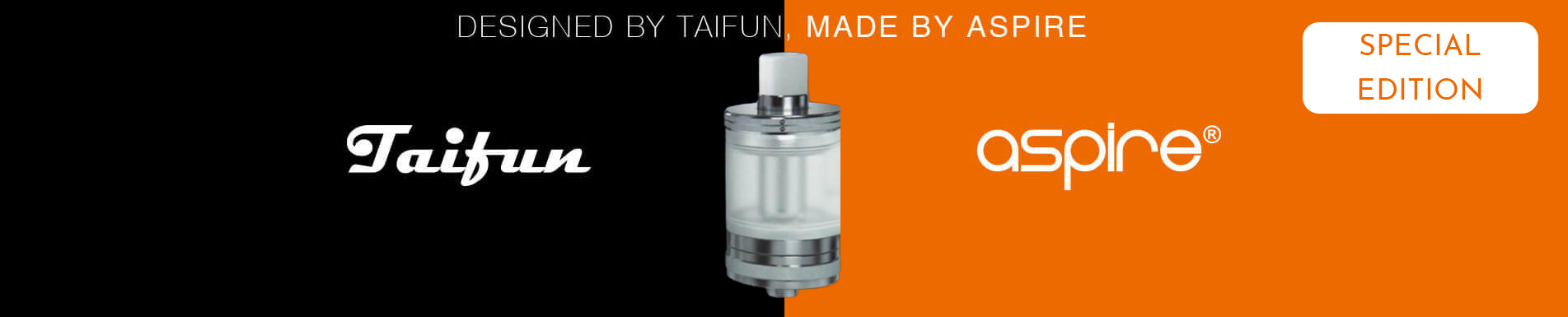Clearomiseur Aspire Nautilus GT Special Edition