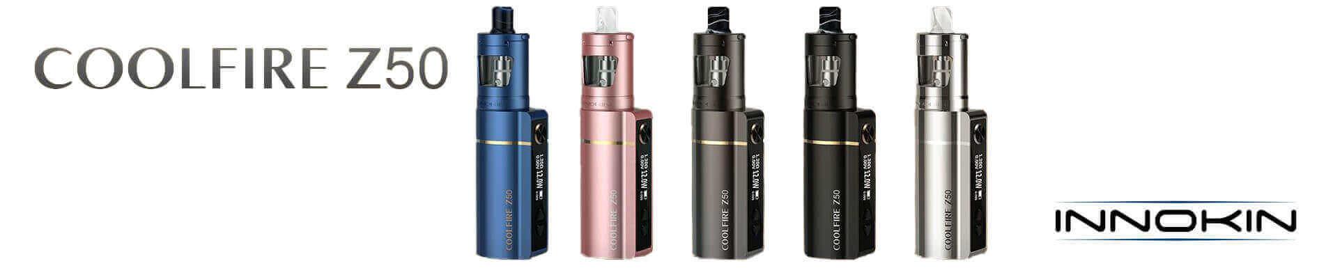 Kit CoolFire Z50 par Innokin