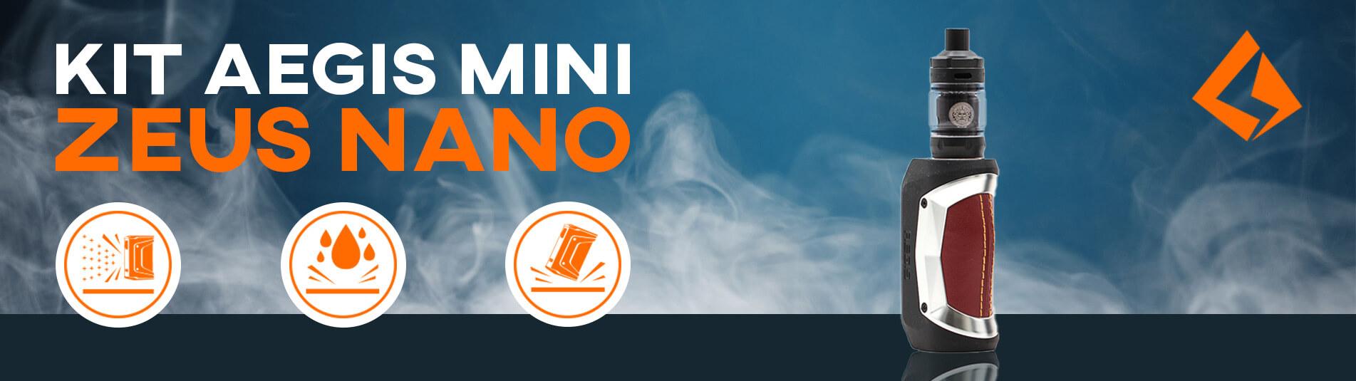 Kit Aegis Mini Zeus Nano GeekVape