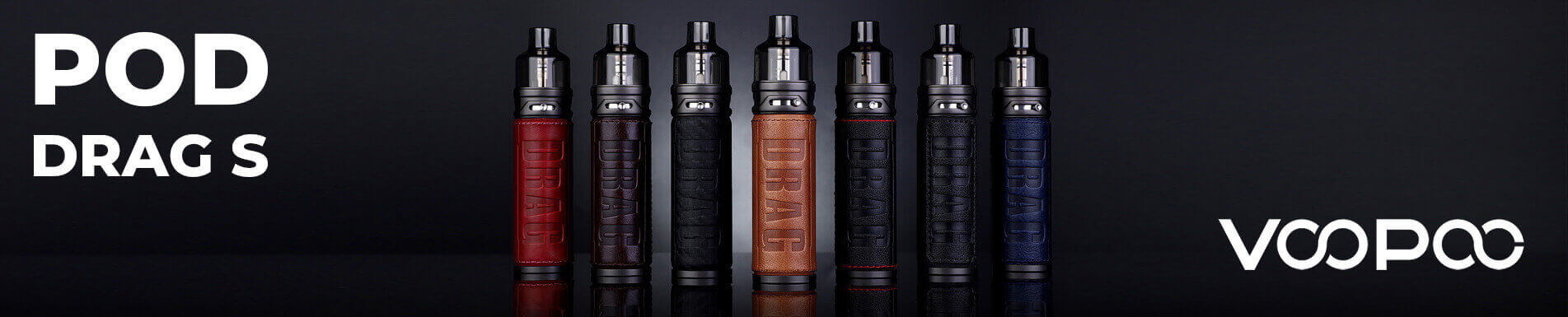 Kit pod Drag S Voopoo