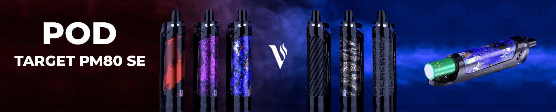 Kit cigarette électronique pod PM80 SE Vaporesso