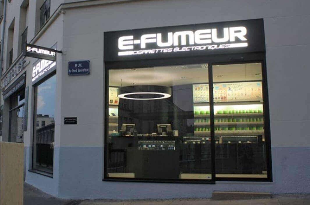 Cigarette électronique Nantes. Magasin d'e-cigarettes à Nantes