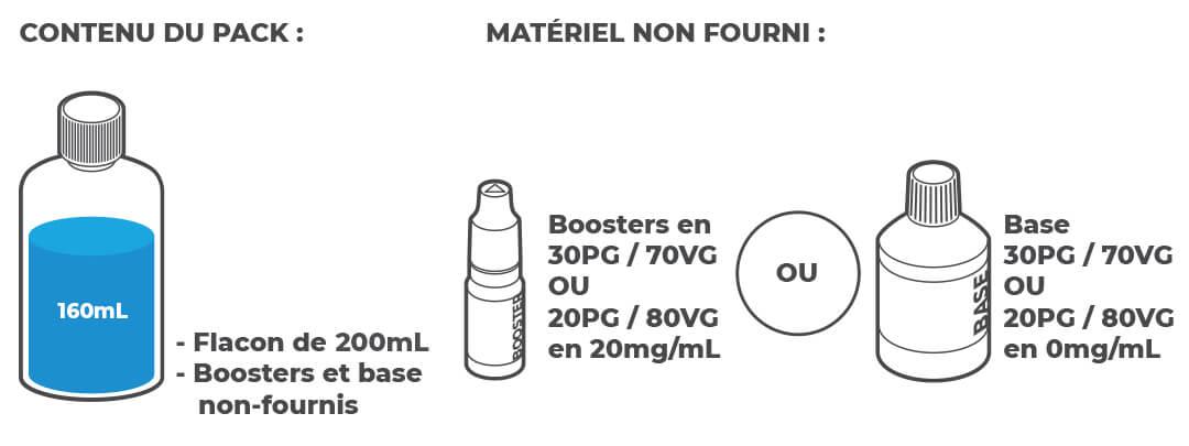 E-liquide King Size Mix'n'Vape 1