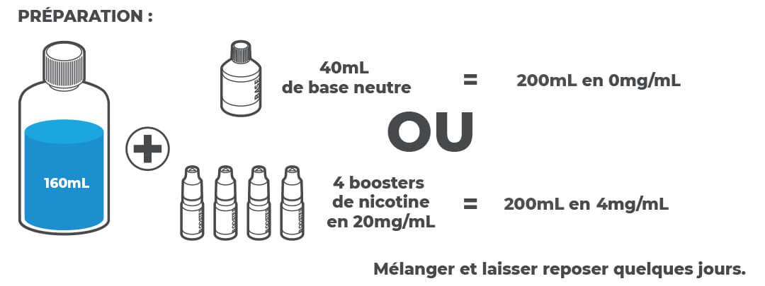 E-liquide King Size Mix'n'Vape 2